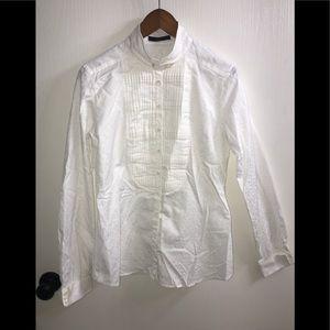 Authentic Etro  tuxedo shirt  size 46